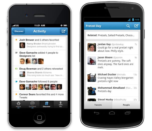 My Reviews: Error Loading Tweets in iOS