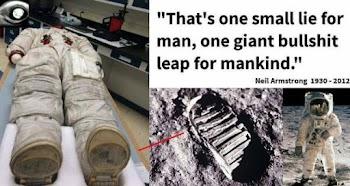 H κατάκτηση της Σελήνης – Ένα μεγάλo ψέμα για την ανθρωπότητα [photo]