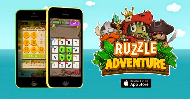 Ruzzle Adventure Hack Pack logo