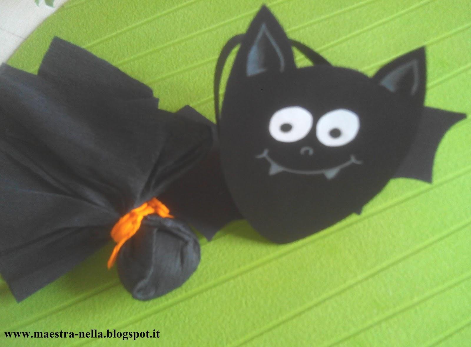 Fabuleux maestra Nella: pipistrelli e fantasmiche pauraaaa!!! QX35
