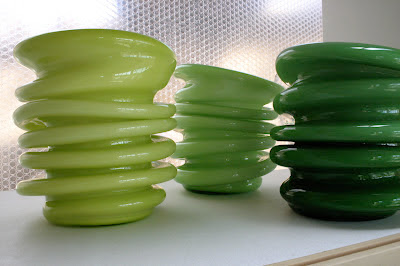 hand blown glass terrill