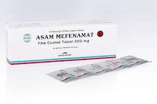 Asam Mefenamat