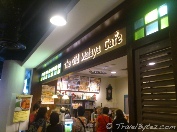 The Old Malaya Café (Tampines Mall)