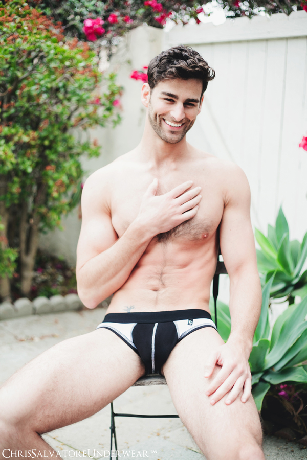 Chris Salvatore underwear