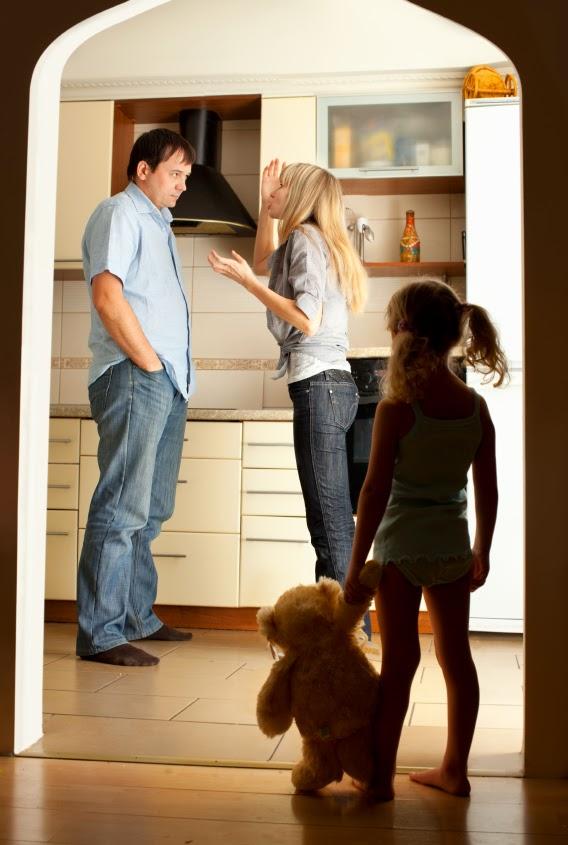 Όταν τα παιδιά δε θέλουν να μιλάνε για το διαζύγιο των γονιών τους