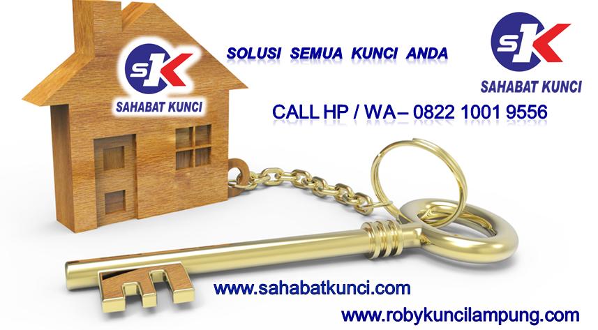 Tukang Kunci Tanjung Karang Lampung
