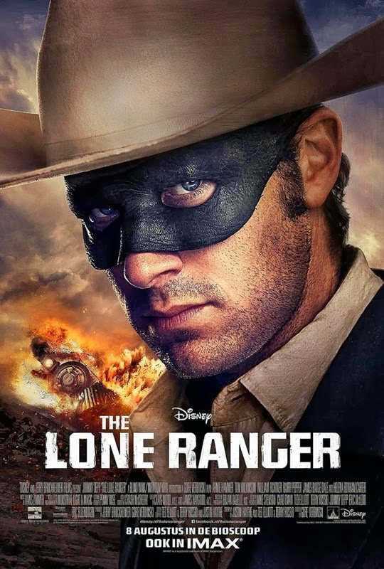 the lone ranger armie hammer