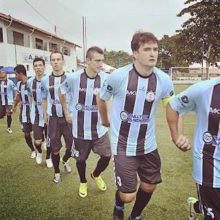 Grêmio Cachoeira joga neste domingo pela Interligas