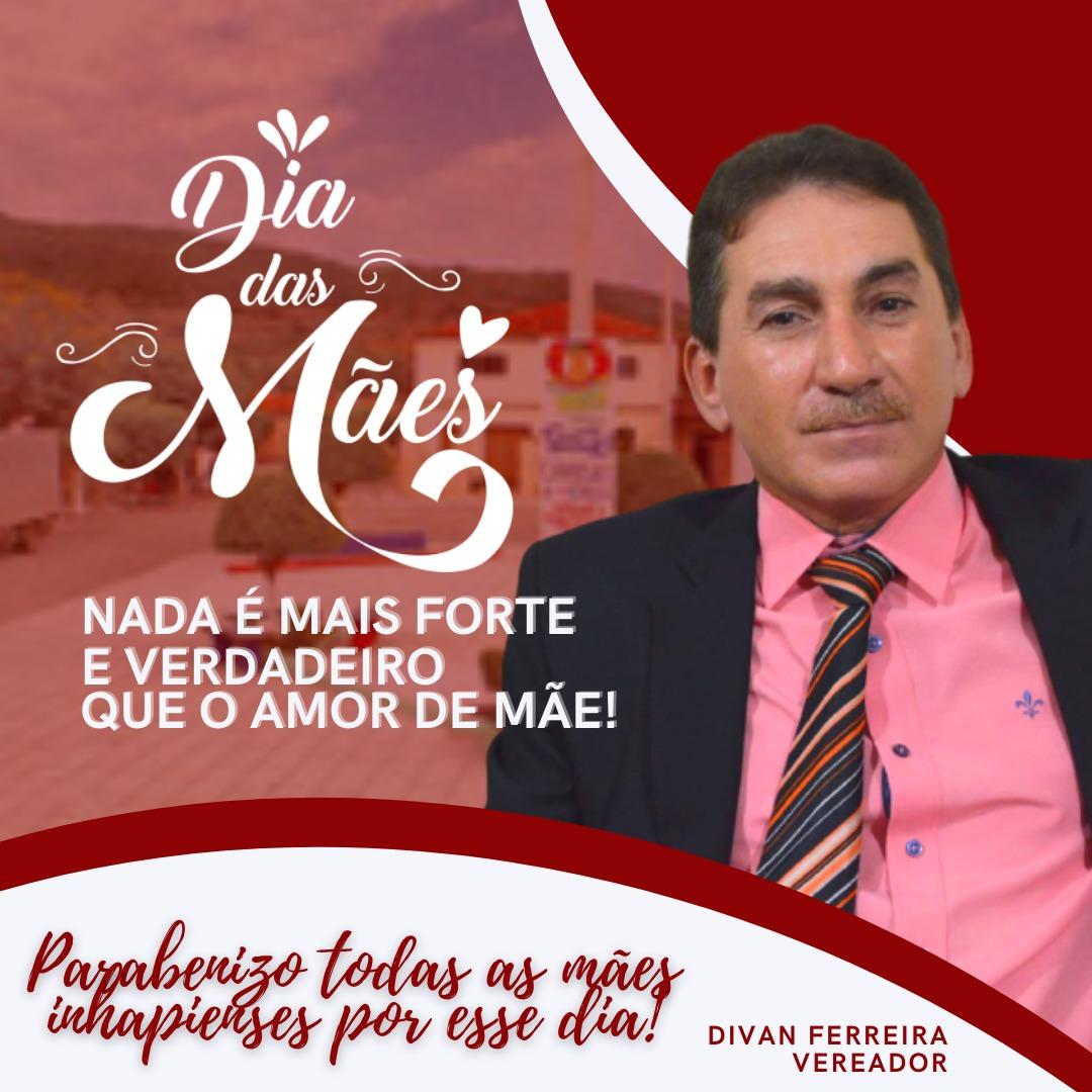 Vereador Divan Ferreira