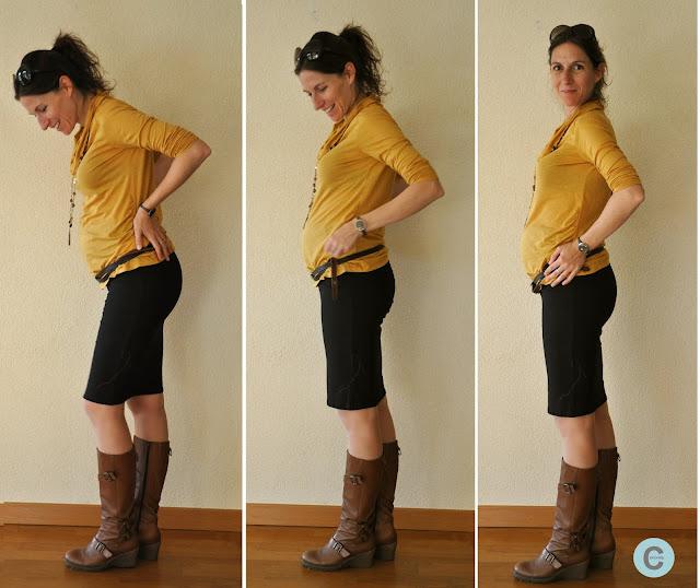 Les f nt isies de cocorely jupe crayon diy - Que porter avec une jupe crayon ...