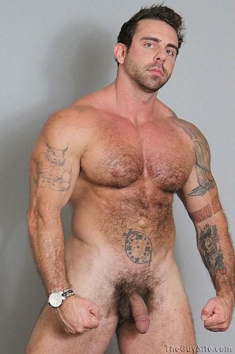 marcadores brancos pelados musculosos pelados parrudos fortões