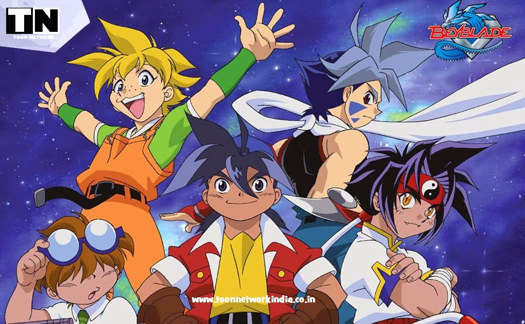 Beyblade HINDI Episodes (Season 1) Complete! - Toon Network India