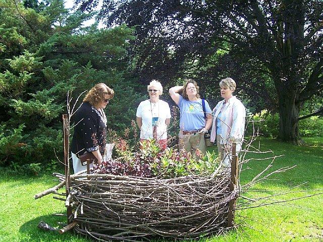 East Hampton Ct Belltown Garden Club Berkshire Botanical Gardens And Naumkeag Mansion Tours
