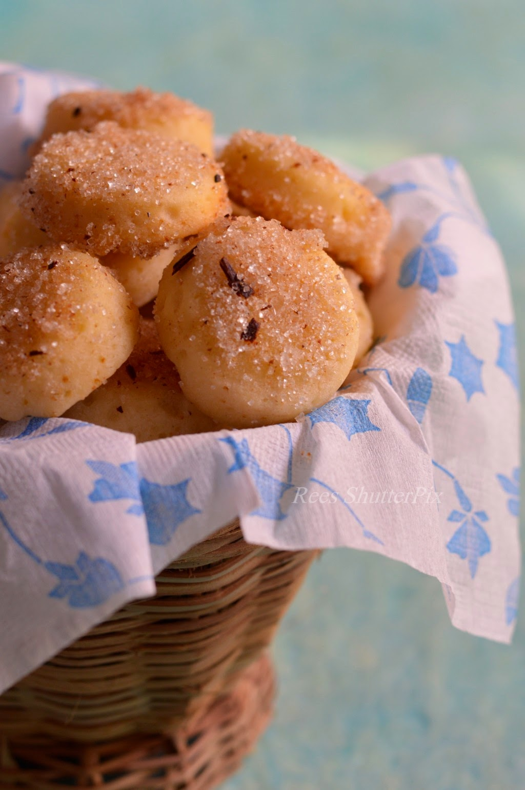 Mini Donut Muffins Recipe | Eggless Baking Recipes