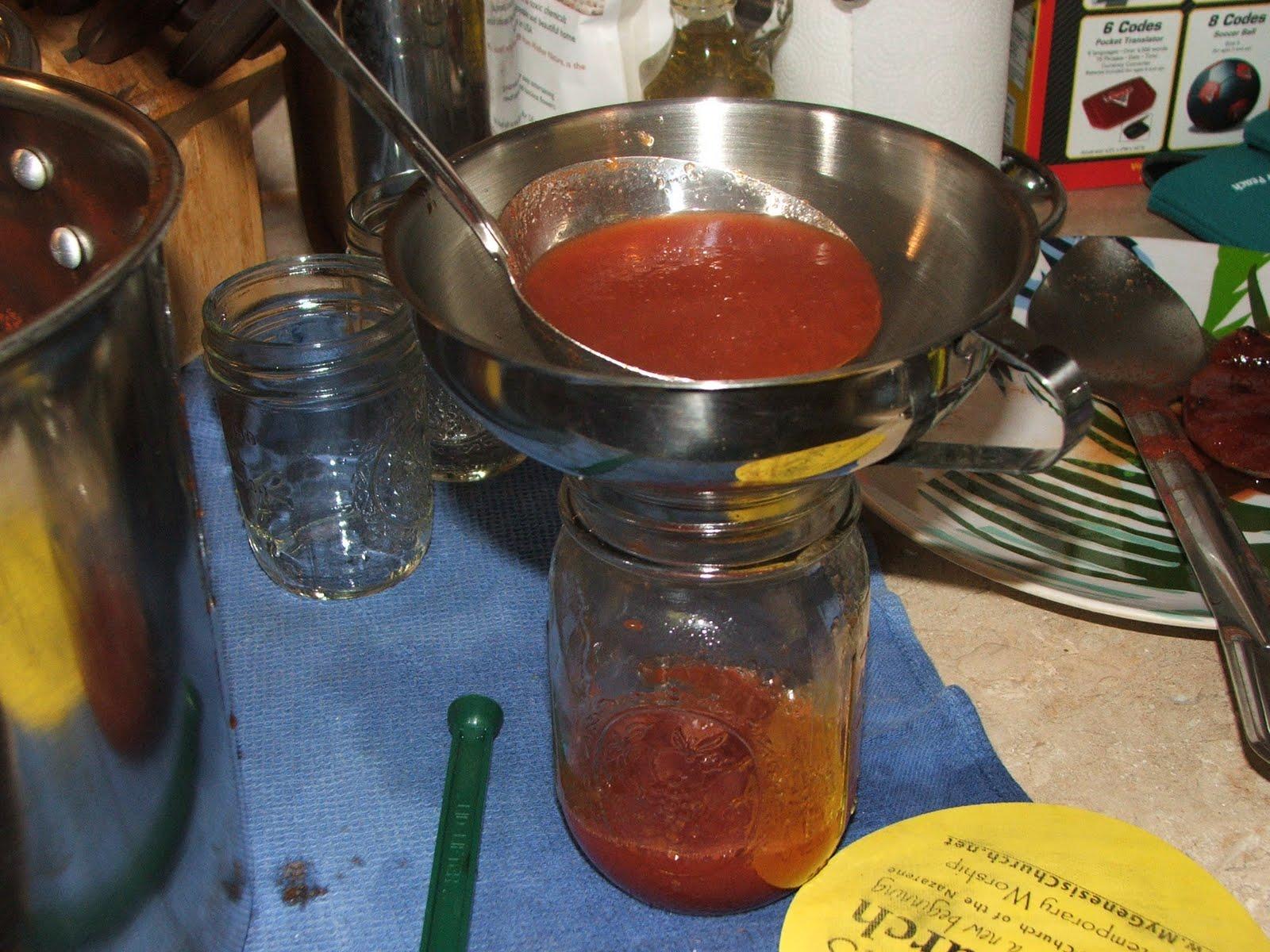 Томатный кетчуп своими руками