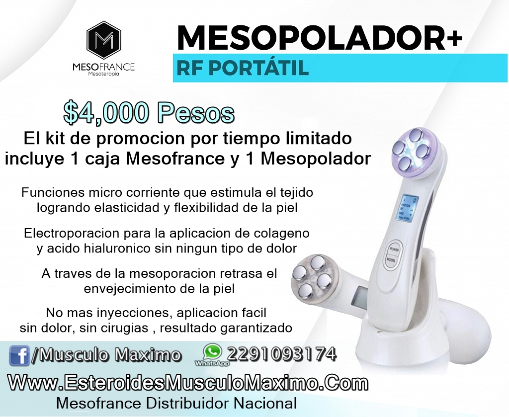 Promocion Mesofrance