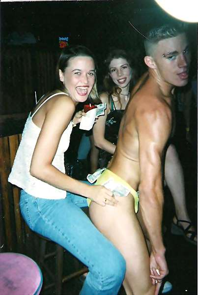 image of stripper male gay