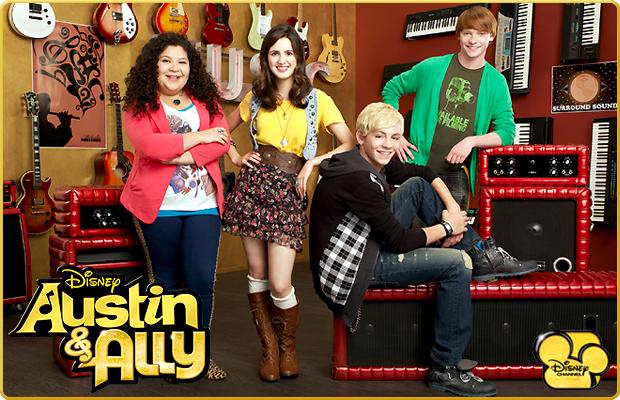 Austin & Ally Austin-Ally