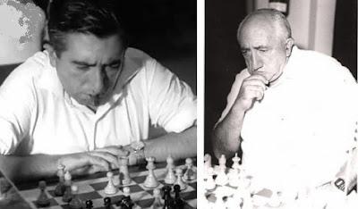 El ajedrecista del Club Ajedrez Terrassa Román Bordell