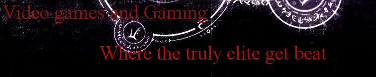 Video Games and Gaming
