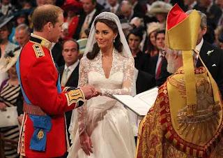 Boda del Principe Guillermo y Kate Middleton