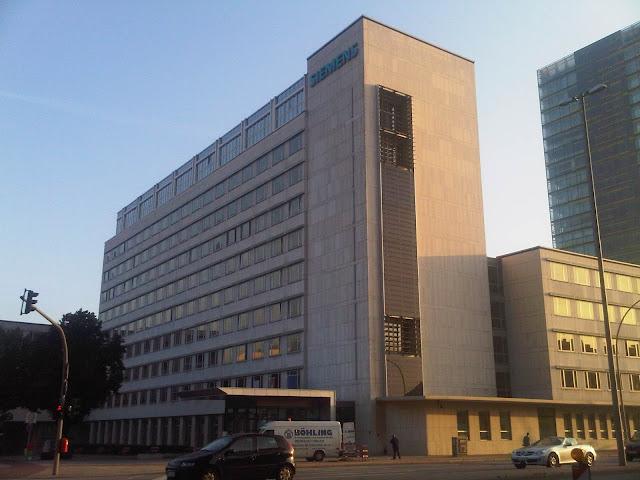 Siemens-Gebäude - Berliner Tor