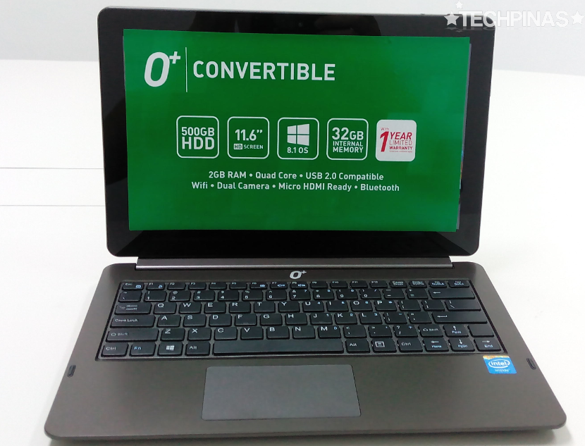 O+ Convertible, O+ USA, O+ Laptop, O+ Tablet