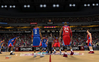 NBA 2K13 PC East vs. West All-stars Game Patch