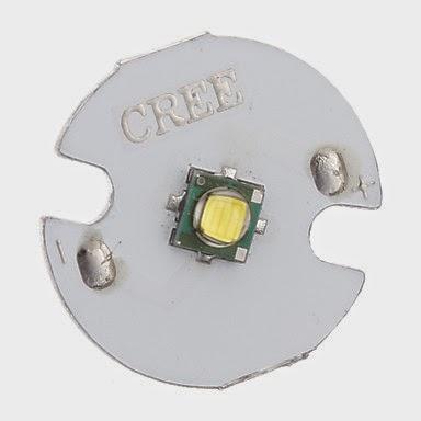 Modulo Emisor LED Blanco 5W