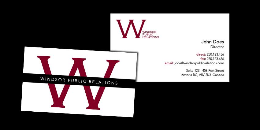 Elle c design public relations business card public relations business card colourmoves