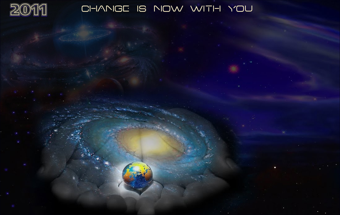 2011: Change is now with you