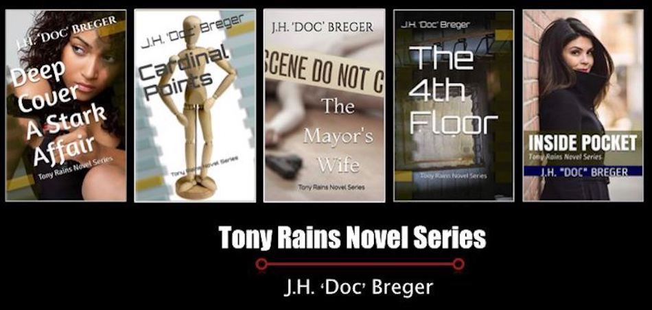 Tony Rains Novel Series