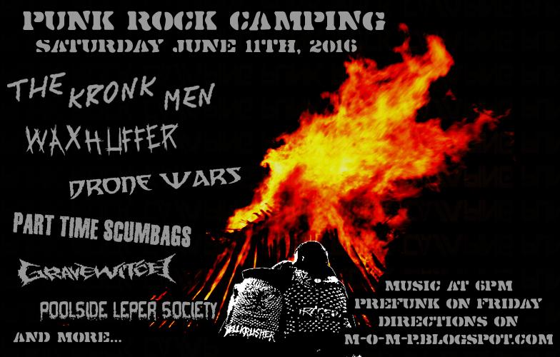 PUNK ROCK CAMPING 2016