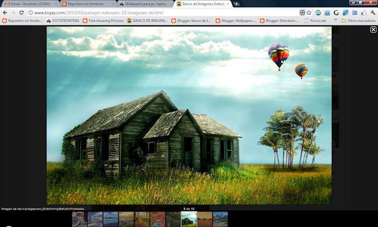 Blogger incluye LightBox y Galerías para nuestras imágenes