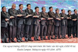 MỘT CỘNG ĐỒNG CHUNG ASEAN VỚI VAI TRÒ GIẢI QUYẾT TRANH CHẤP TRÊN BIỂN ĐÔNG