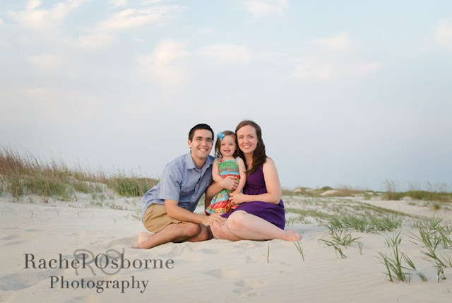 Family Photo - St. Simons Island
