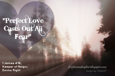Perfect Love Casts Out All Fear
