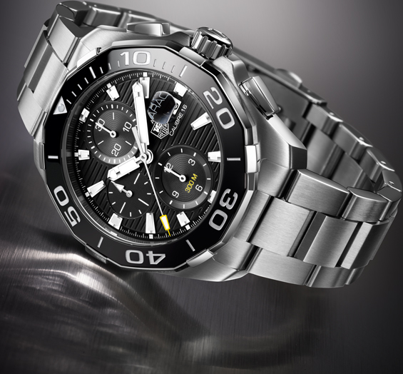 Tag heuer new models: