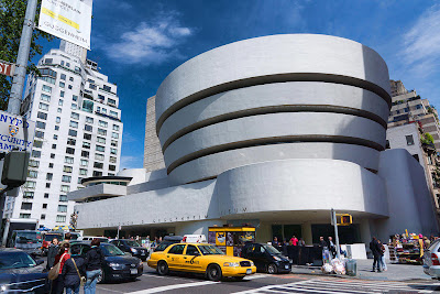 Museum Guggenheim New York.