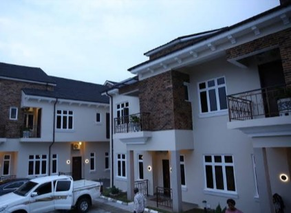 Kiniz Luxury Hotels. Uyo