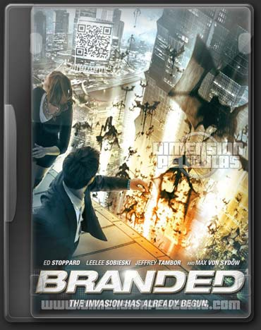 Branded (BRRip HD Ingles Subtitulado) (2012)