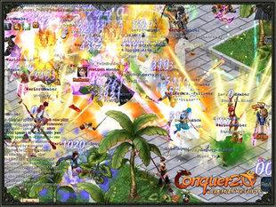 Conquer Online Clan Wars
