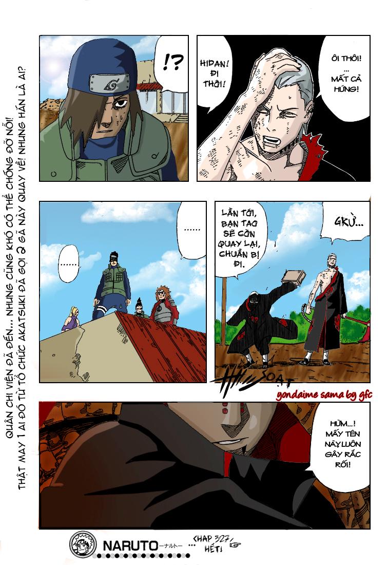 Naruto chap 327.Color Trang 17 - Mangak.info