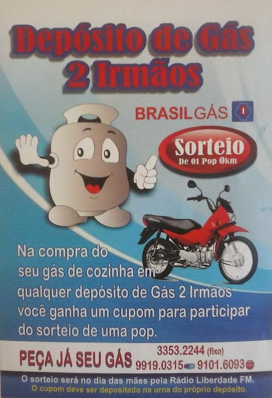 PROMOÇÃO DO DEPÓSITO DE GÁS 2 IRMÃOS