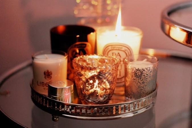 El protocolo de las velas