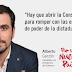 """Garzón: """"Hay que abrir la Constitución para romper con las estructuras de poder de la dictadura"""""""