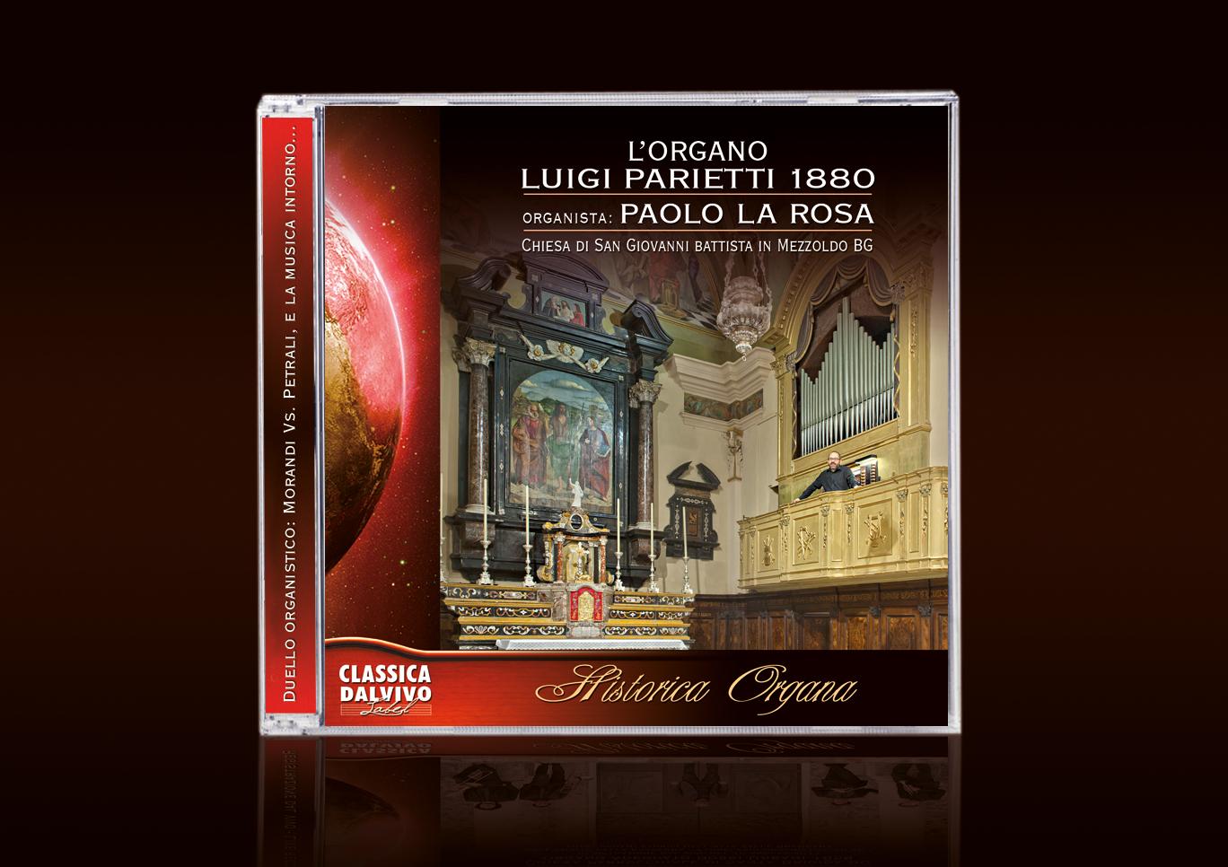 Duello organistico - Morandi vs Petrali e la musica intorno