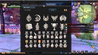 Aura Kingdom Adventurer Medals