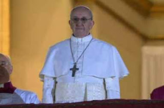 Argentina's Bergoglio elected as new Pope