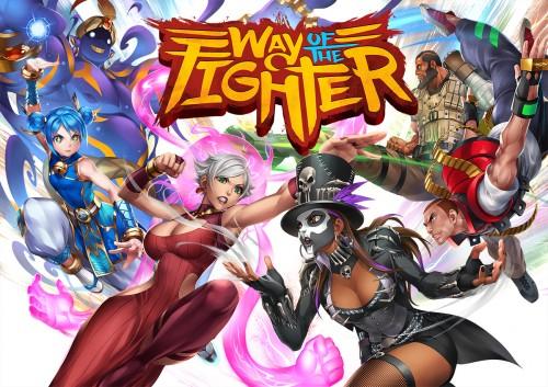 Way of the Fighter na Kickstarterze!